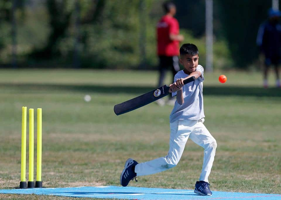 Lord's Taverners #wicketz festival shot