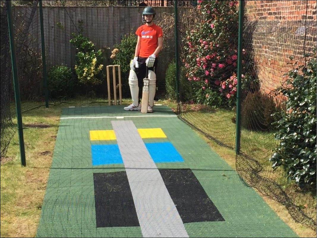 10m Skills Batting End