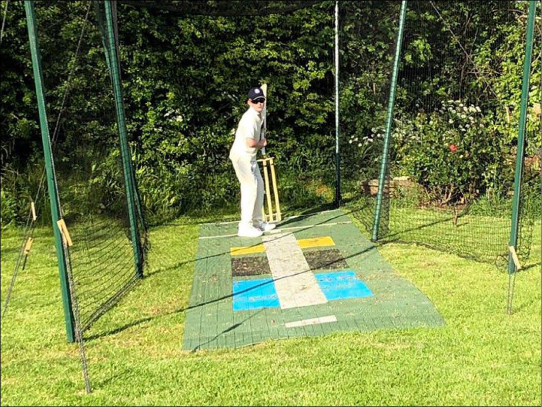 Junior Skills Batting End