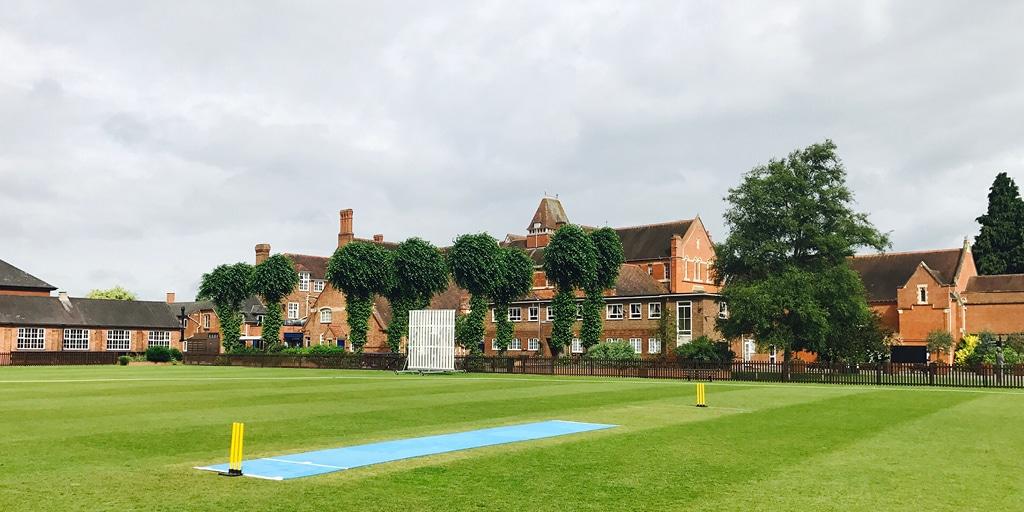 Create new cricket facilities for schools