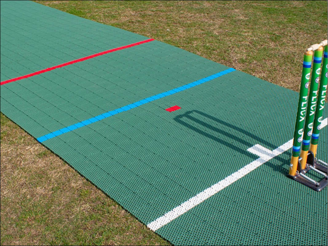 MAP Wicket Crease Lines