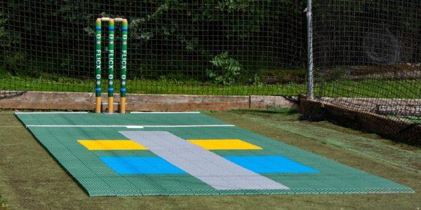 Cricket Skills Mat