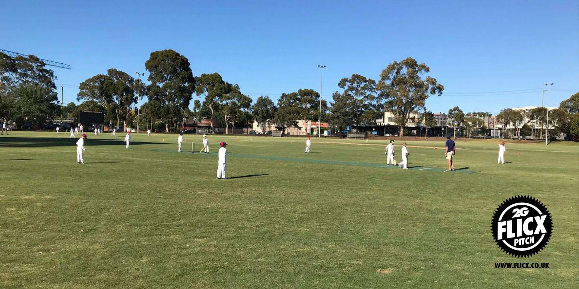 Aussie Cricket Trial