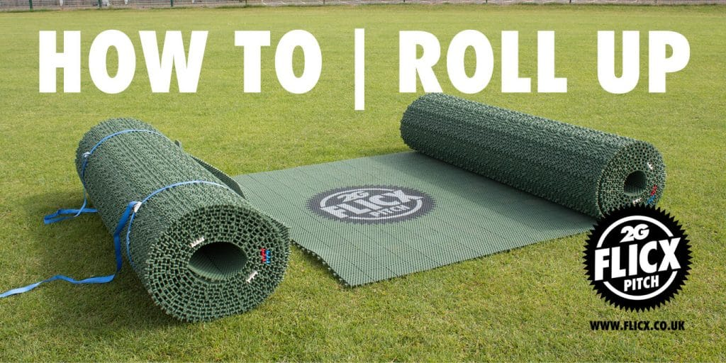 How to roll up a 2G Flicx Pitch