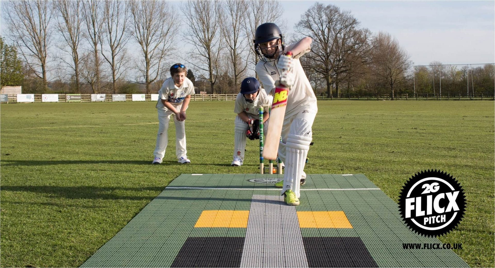 5 reasons your cricket club will LOVE the 2G Flicx Pitch