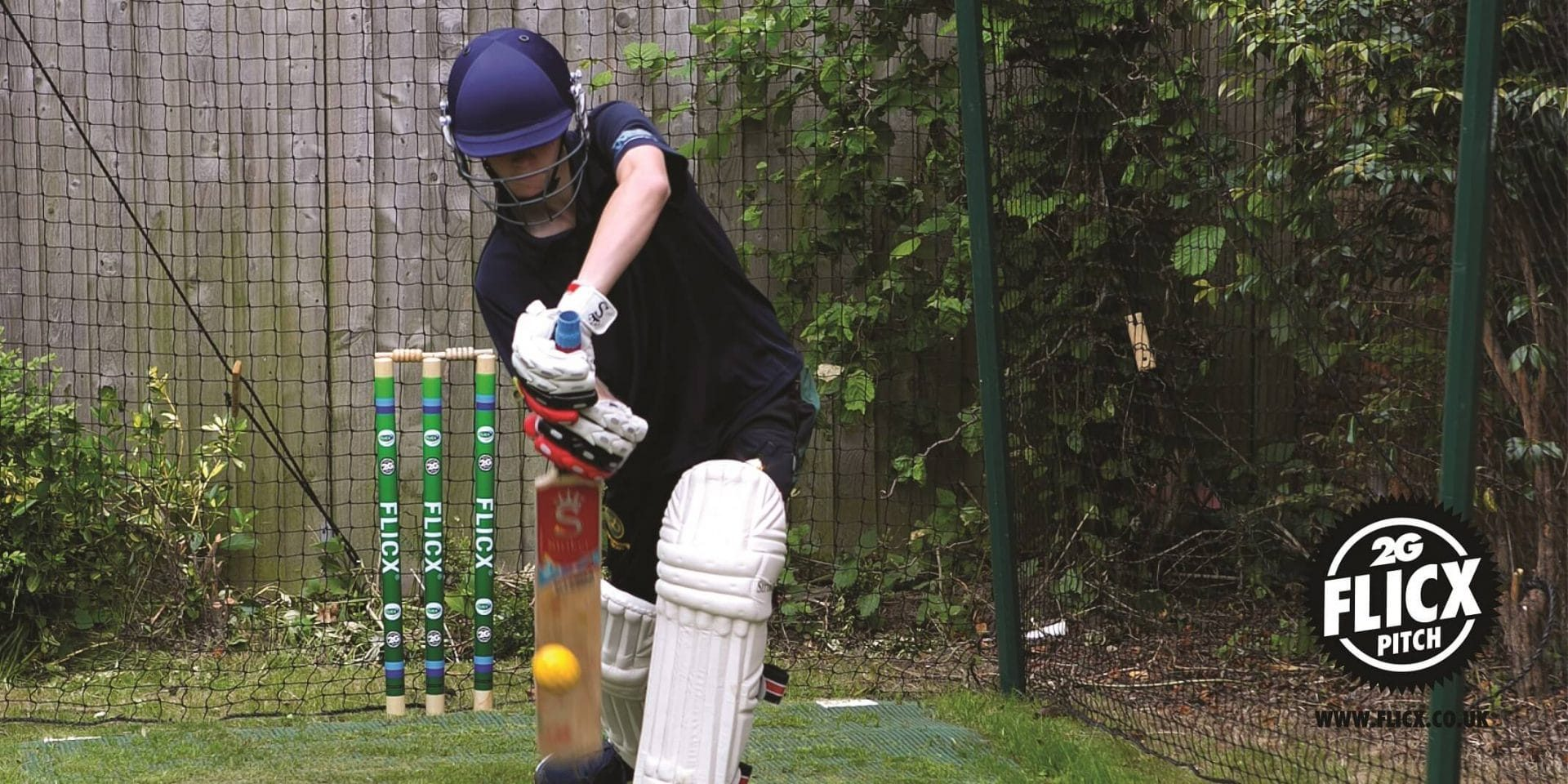 Cricket at Home | Flicx Home Academy