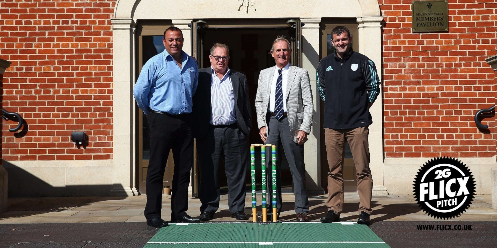 Surrey Cricket Foundation and Flicx