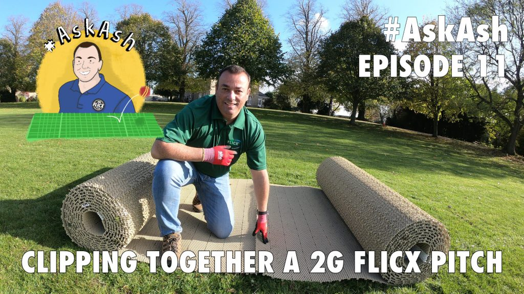 #AskAsh episode 11 Flattening your 2G Flicx Pitch more quickly
