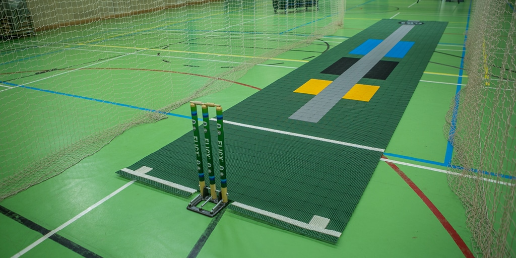 Indoor Cricket Mats