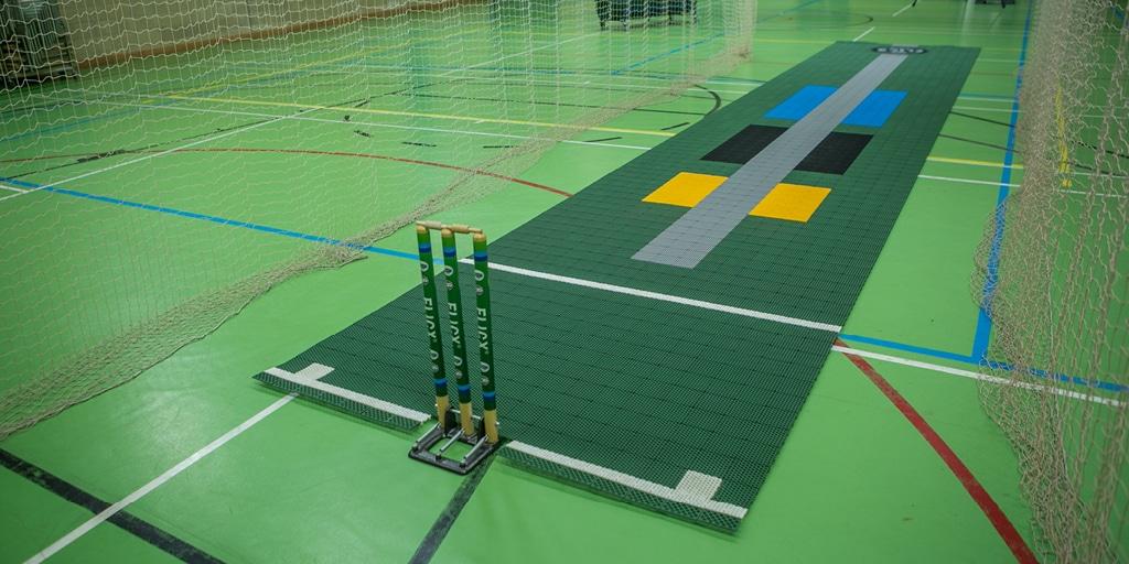 Indoor Cricket Matting