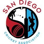 San Diego Cricket Association logo