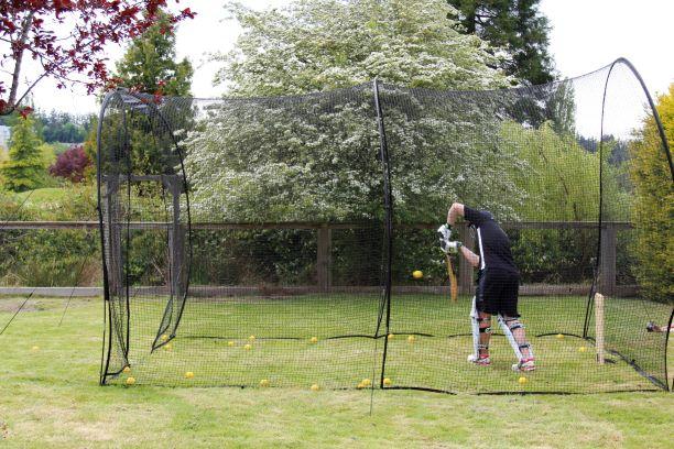 GS5 Batting Net Side Profile