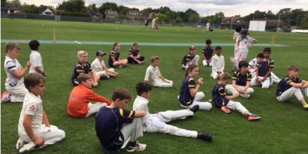 Grow your Junior Cricket - Beckenham