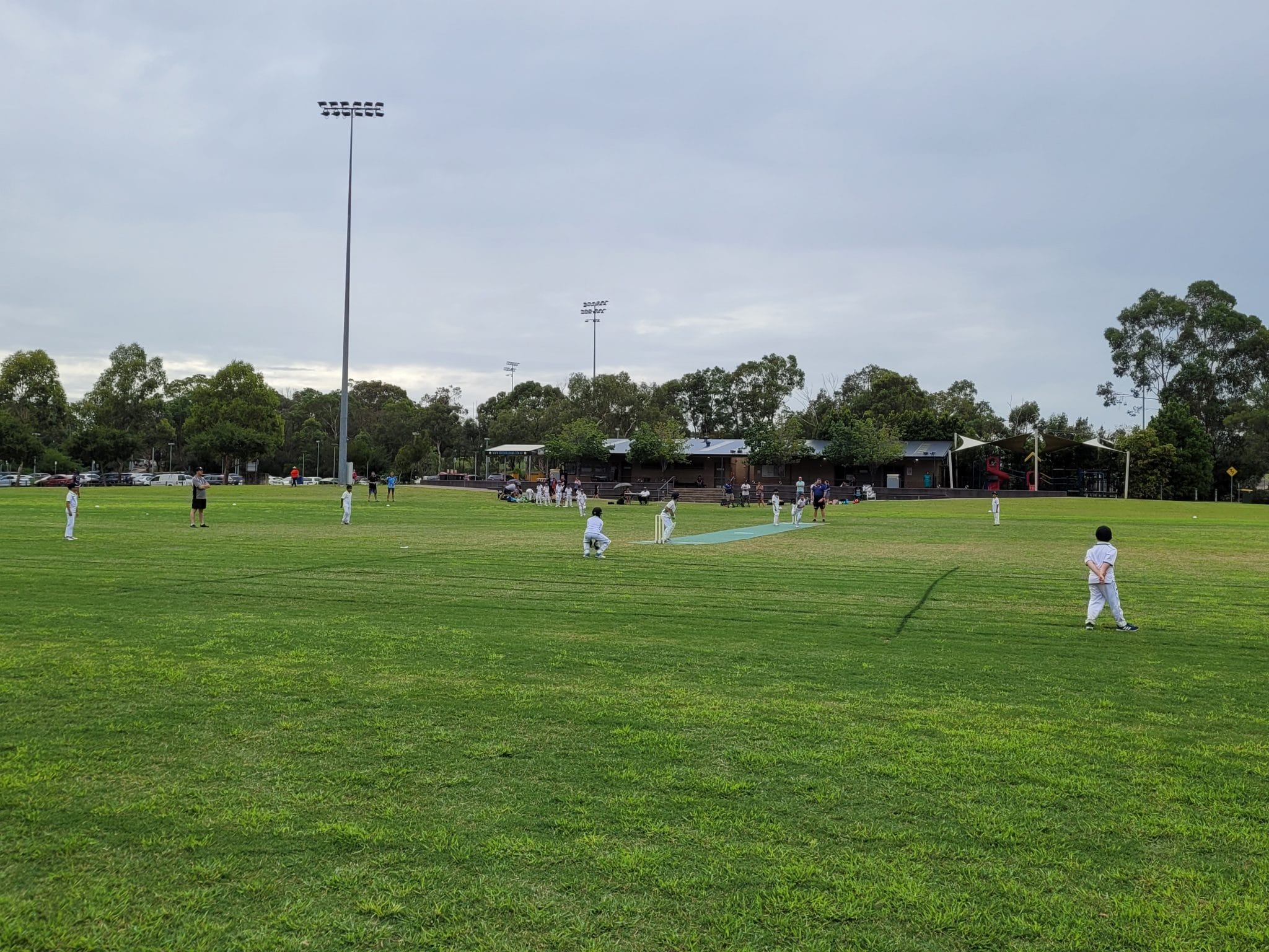 Rouse Hill Rams Flicx Pitch in use