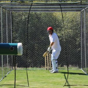 FS5 Batting Cage | Front On