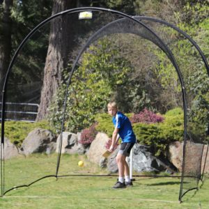 GS3 Pop Up Batting Net | Front On
